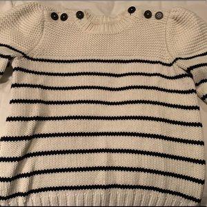 La Vie Rebecca Taylor sweater with button detail